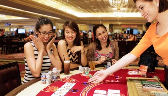 アジアギャンブル